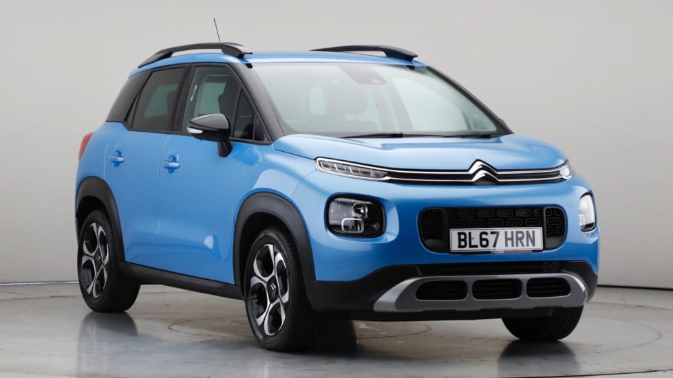 2018 Used Citroen C3 Aircross 1.2L Flair PureTech
