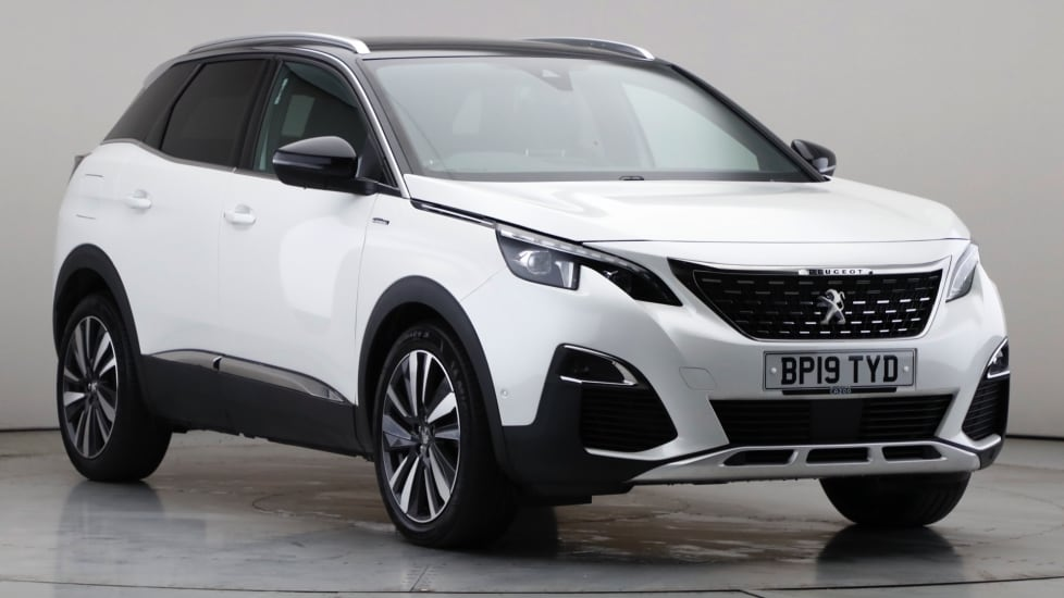 2019 Used Peugeot 3008 1.2L GT Line PureTech
