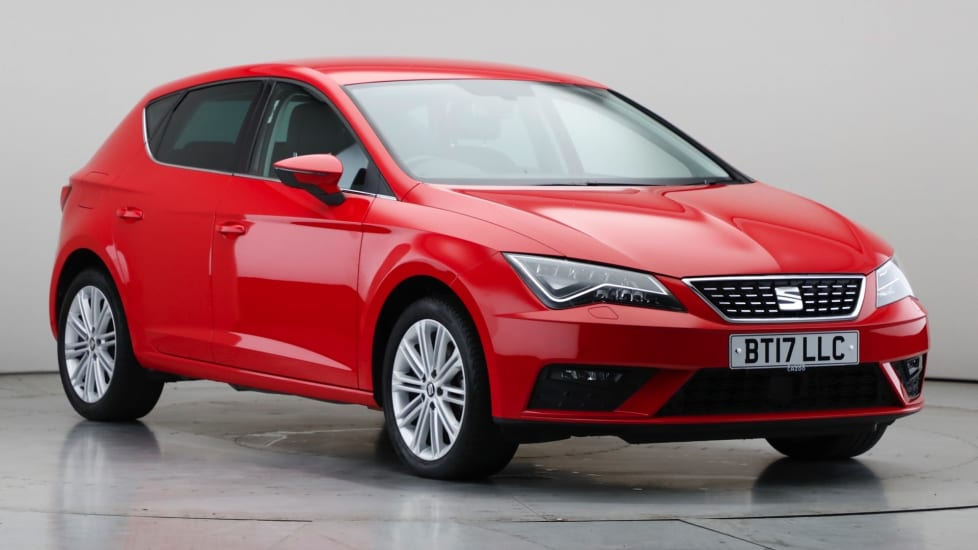 2017 Used Seat Leon 1.4L XCELLENCE Technology TSI