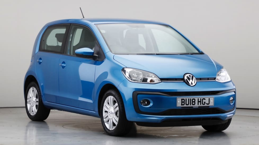 2018 Used Volkswagen up! 1L High up!