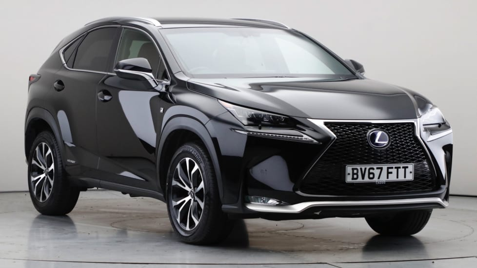 2017 Used Lexus NX Unspecified 2.5L