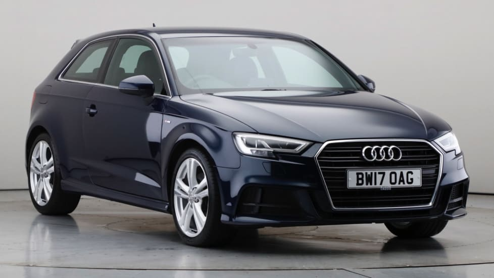 2017 Used Audi A3 2L S line TFSI