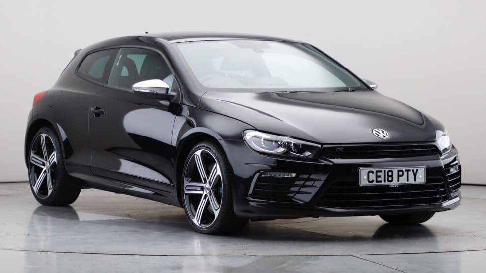 2018 Used Volkswagen Scirocco 2L R TSI