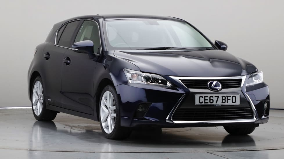 2017 Used Lexus CT 200h 1.8L Advance 200h