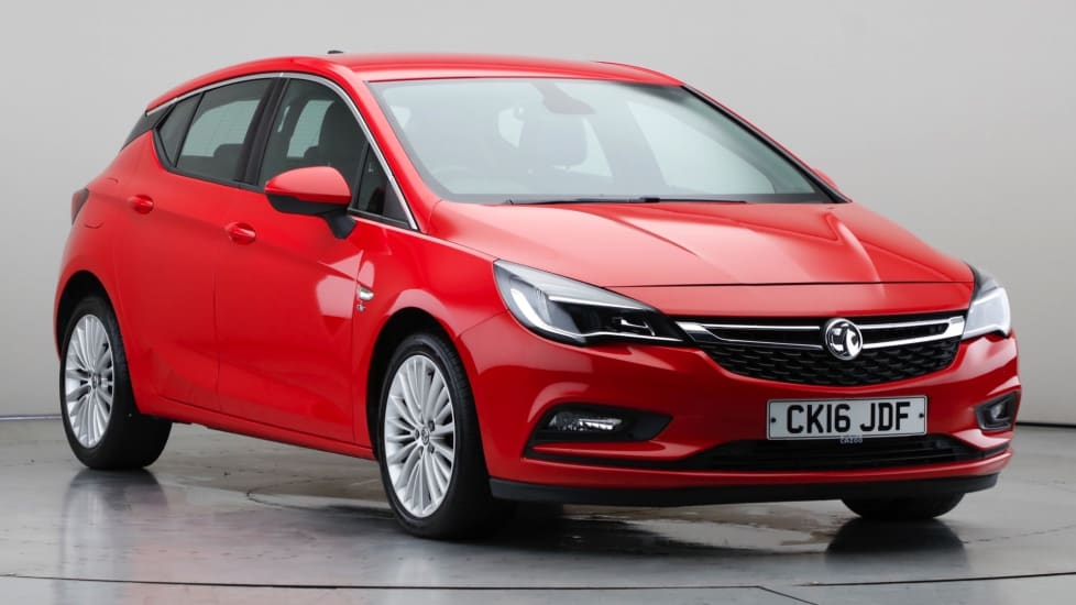 2016 Used Vauxhall Astra 1.6L Elite Nav BlueInjection CDTi