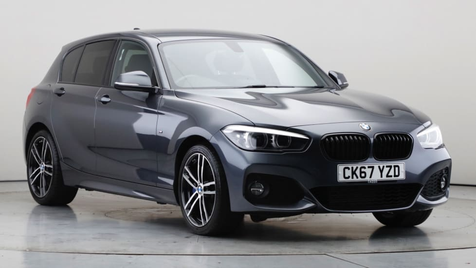 2017 Used BMW 1 Series 2L M Sport Shadow Edition 118d