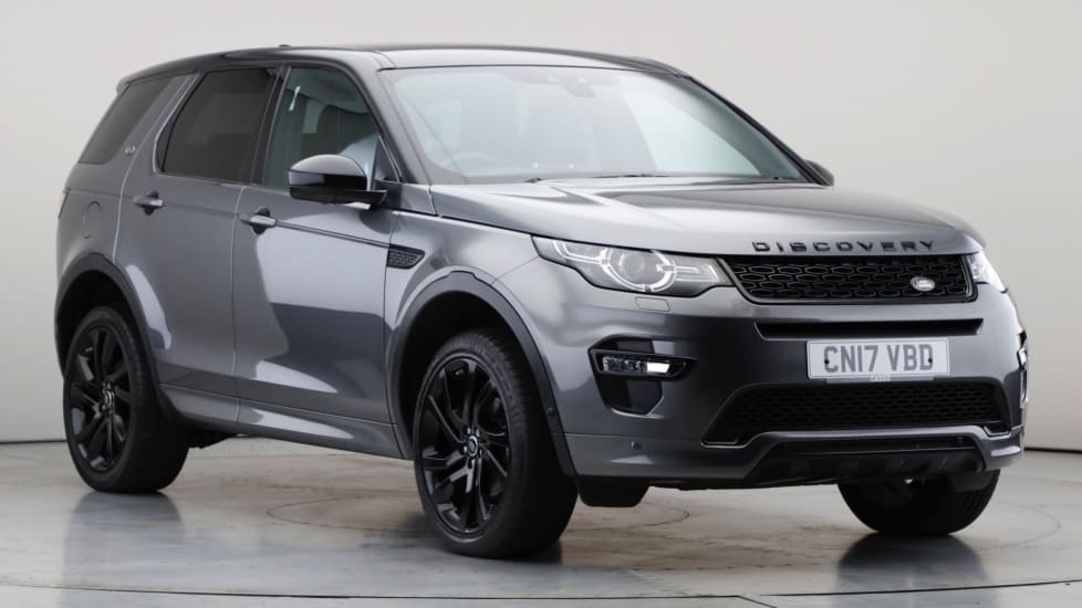 2017 Used Land Rover Discovery Sport 2L HSE Dynamic Lux TD4
