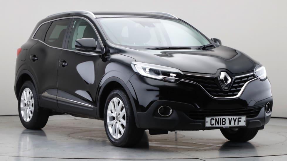 2018 Used Renault Kadjar 1.2L Dynamique Nav TCe