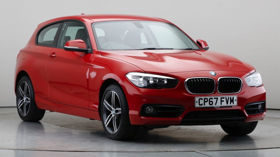 2017 Used BMW 1 Series 2L Sport 118d