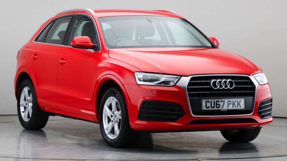 2017 Used Audi Q3 2L Sport TDI