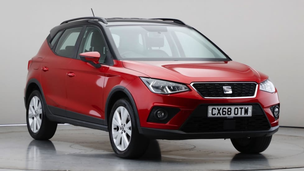 2018 Used Seat Arona 1L SE Technology TSI
