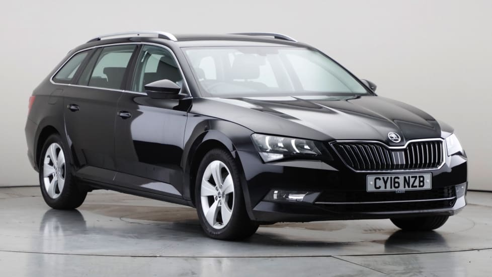 2016 Used Skoda Superb 2L SE TDI