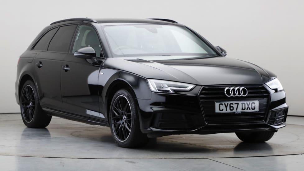 2018 Used Audi A4 Avant 2L Black Edition TFSI