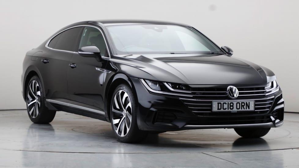 2018 Used Volkswagen Arteon 1.5L R-Line TSI EVO