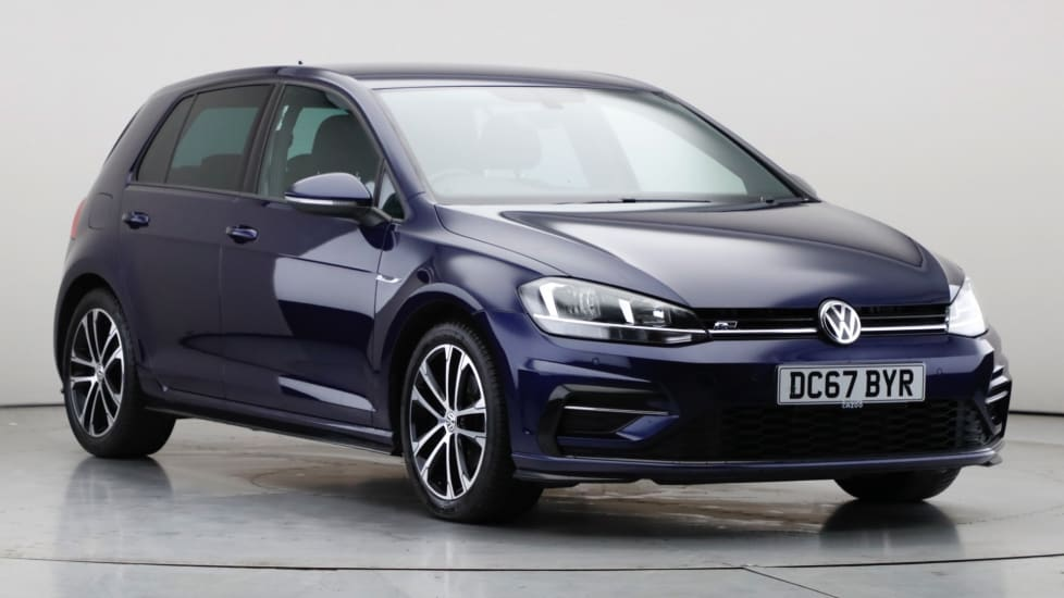 2018 Used Volkswagen Golf 1.5L R-Line TSI EVO