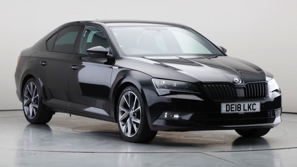 2018 Used Skoda Superb 2L SportLine TSI