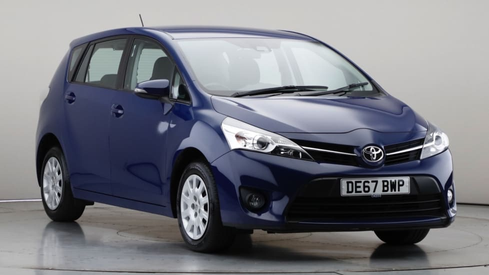2017 Used Toyota Verso 1.6L Active V-matic