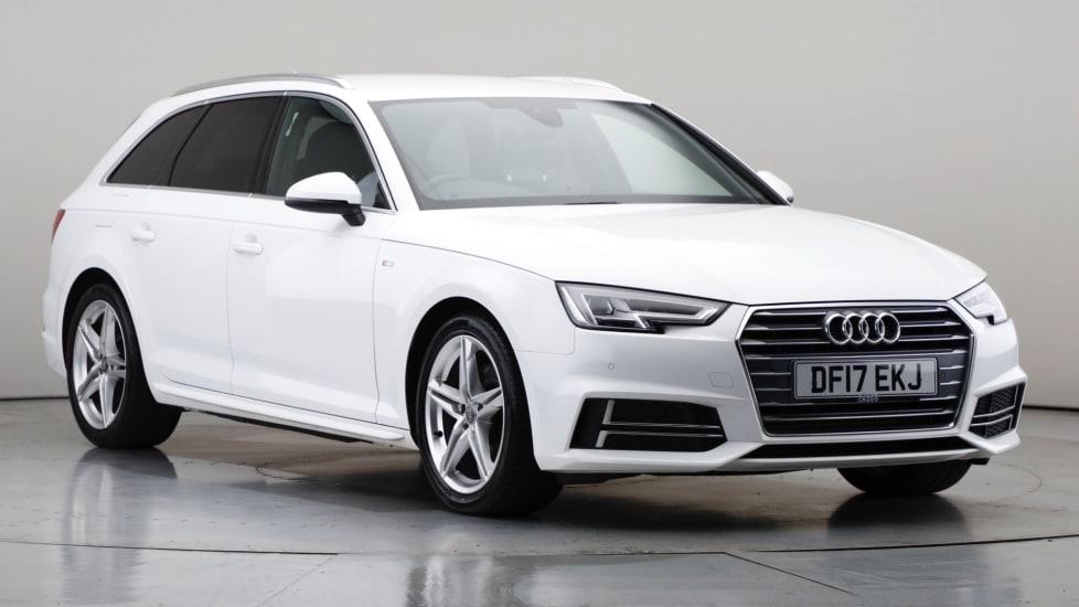 2017 Used Audi A4 Avant 2L S line TFSI