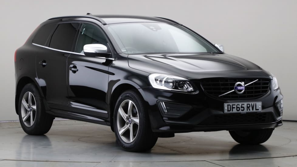 2015 Used Volvo XC60 2L R-Design D4