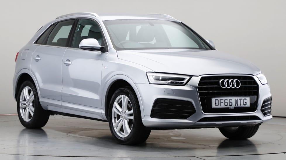 2016 Used Audi Q3 1.4L S line CoD TFSI