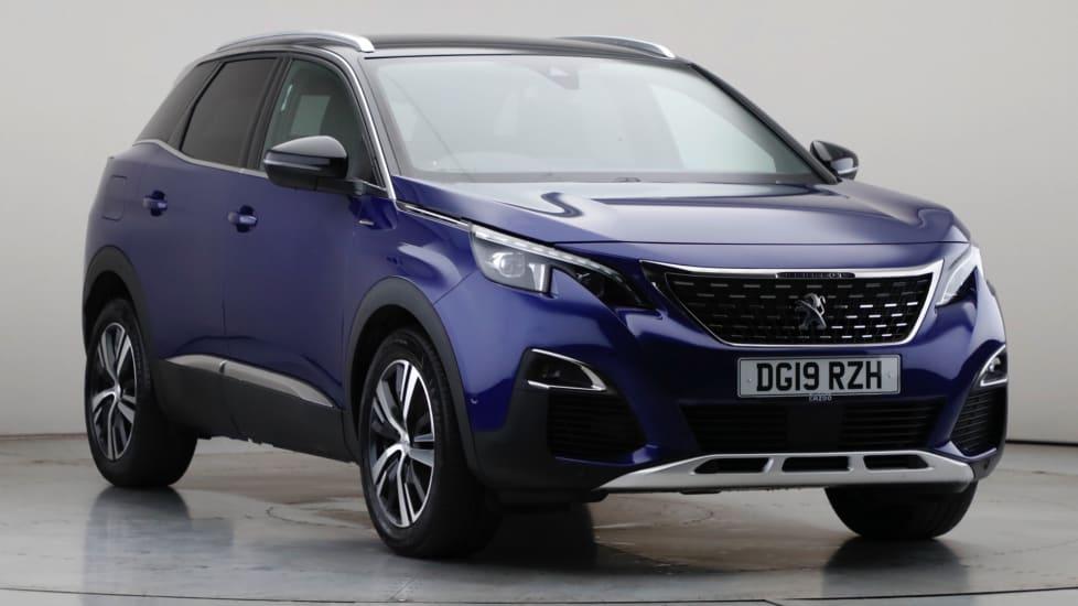 2019 Used Peugeot 3008 1.6L GT Line PureTech
