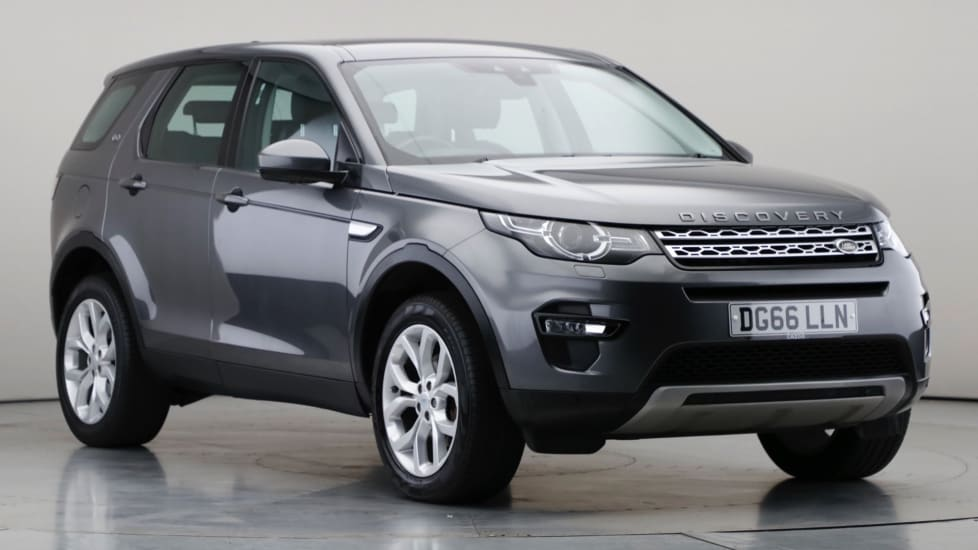 2016 Used Land Rover Discovery Sport 2L HSE 7Seat TD4