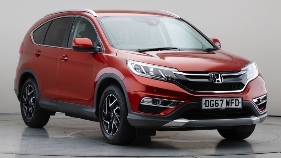 2017 Used Honda CR-V 1.6L SE Plus i-DTEC