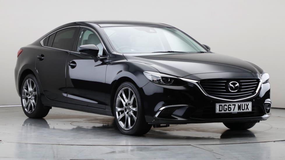 2017 Used Mazda Mazda6 2L Sport Nav SKYACTIV-G