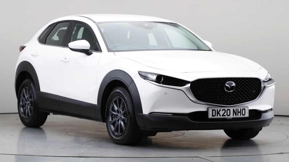 2020 Used Mazda CX-30 2L SE-L Lux MHEV SKYACTIV-X