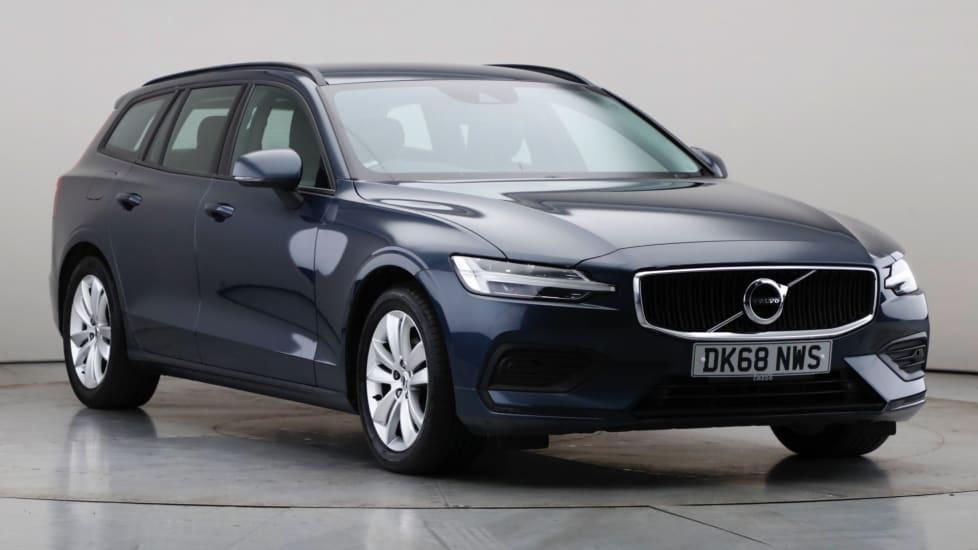2018 Used Volvo V60 2L Momentum D3