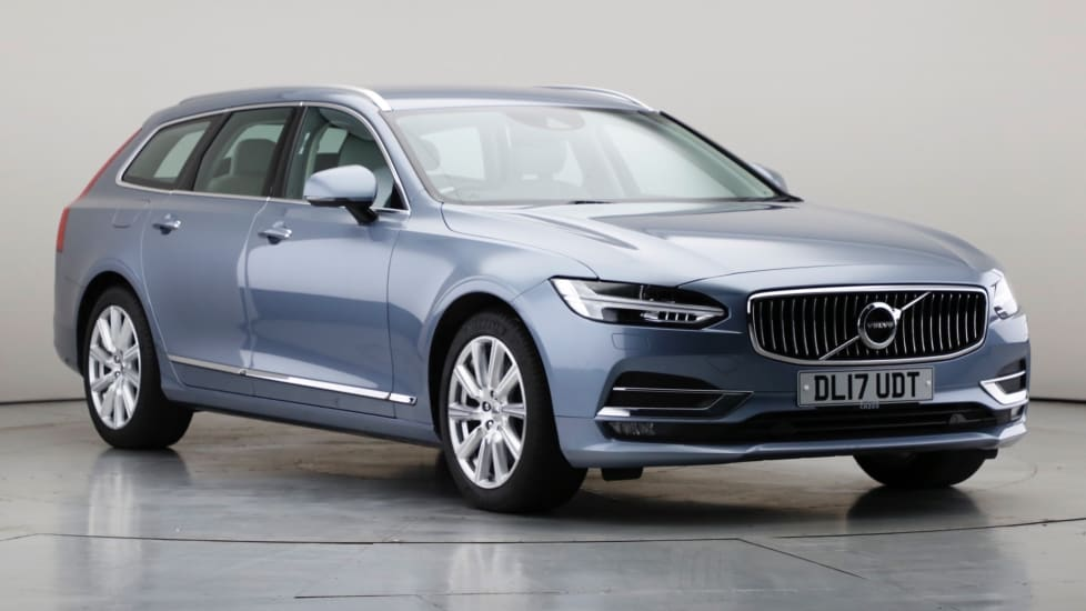 2017 Used Volvo V90 2L Inscription Pro PowerPulse D5