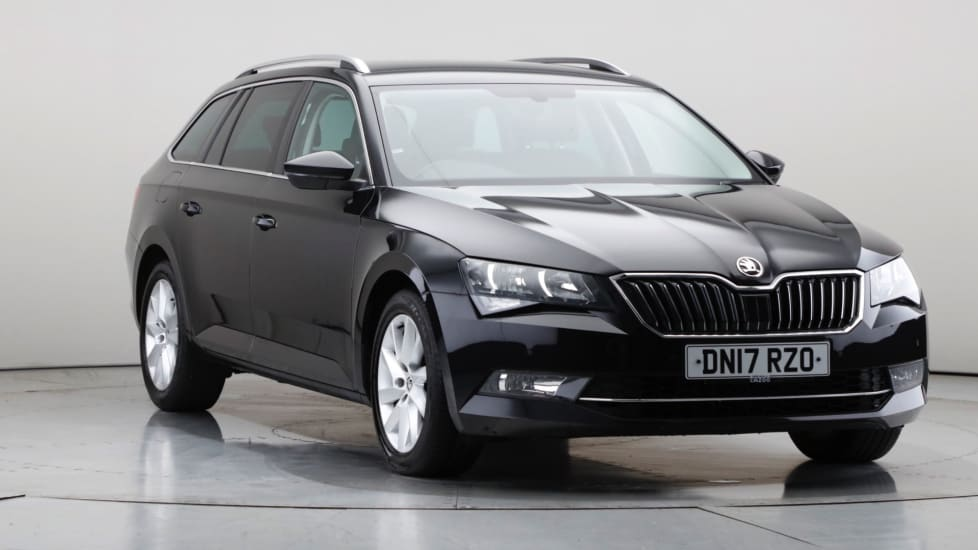 2017 Used Skoda Superb 2L SE Business TDI