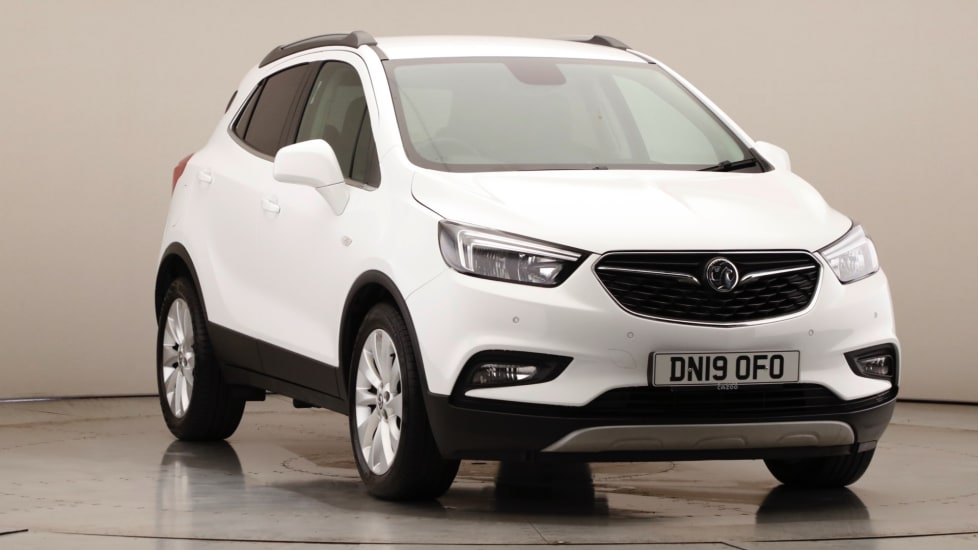 2019 Used Vauxhall Mokka X 1.4L Elite Nav i Turbo