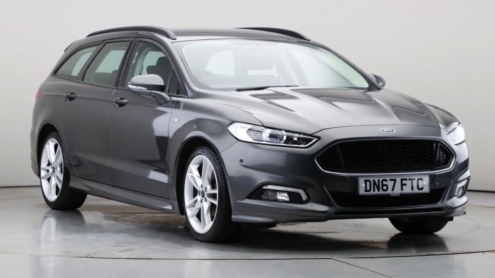 2017 Used Ford Mondeo 2L ST-Line TDCi