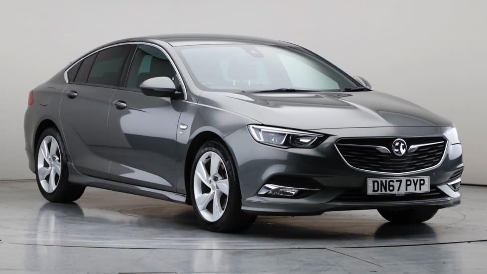2017 Used Vauxhall Insignia 2L SRi VX Line Nav BlueInjection Turbo D