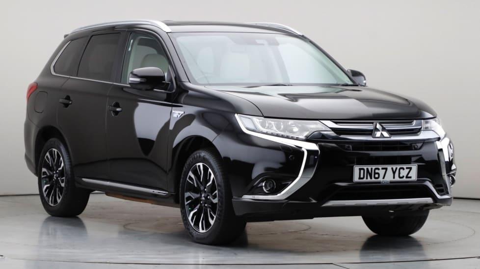 2017 Used Mitsubishi Outlander 2L 5hs h