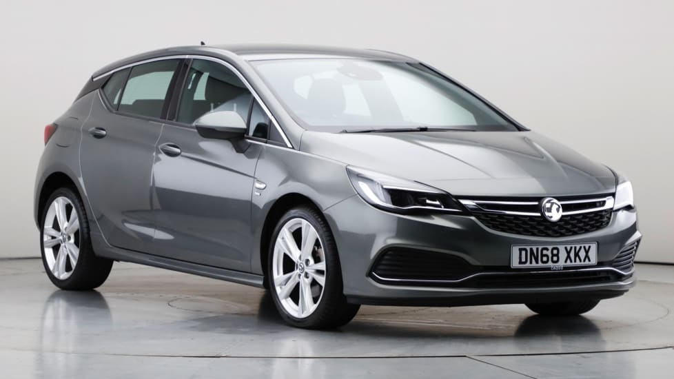 2018 Used Vauxhall Astra 1.6L SRi VX Line Nav BlueInjection CDTi
