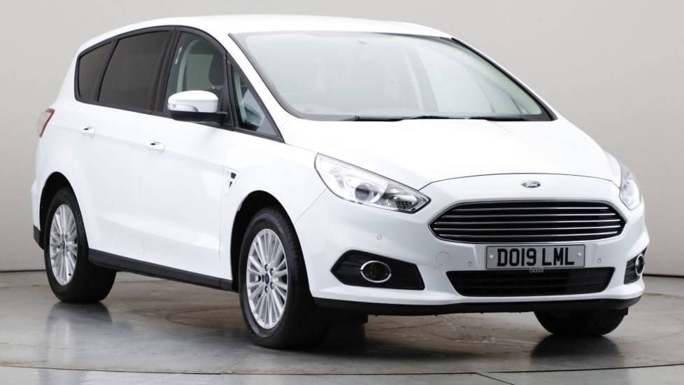 2019 Used Ford S-Max 1.5L Zetec EcoBoost T