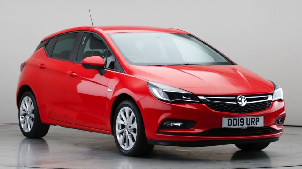 2019 Used Vauxhall Astra 1L Design ecoTEC i Turbo
