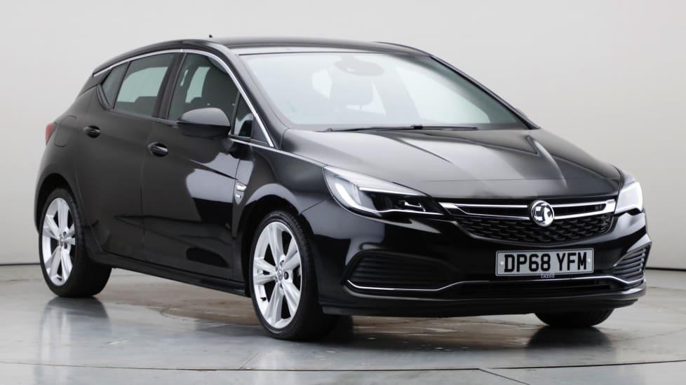 2019 Used Vauxhall Astra 1.6L SRi VX Line Nav i Turbo