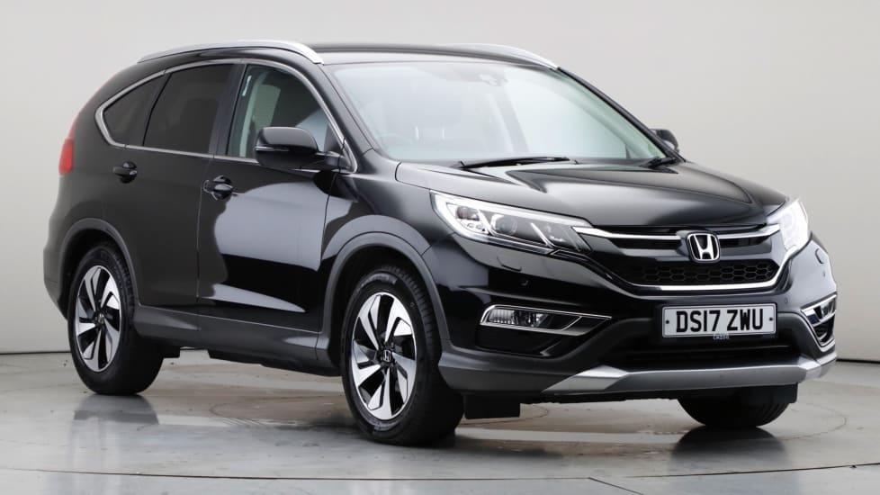 2017 Used Honda CR-V 1.6L SR i-DTEC