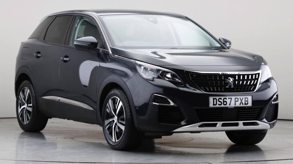 2017 Used Peugeot 3008 1.2L Allure PureTech