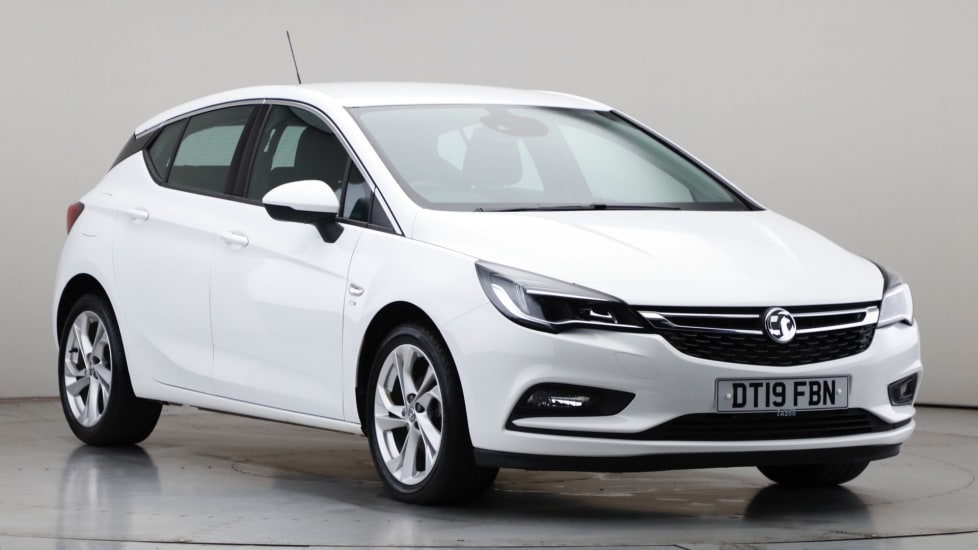 2019 Used Vauxhall Astra 1.4L SRi i Turbo