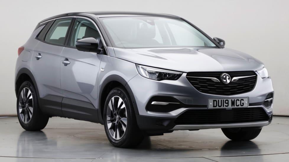 2019 Used Vauxhall Grandland X 1.2L Sport Nav Turbo