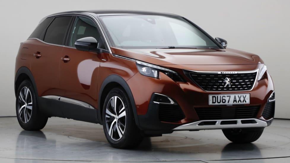 2017 Used Peugeot 3008 1.2L GT Line PureTech