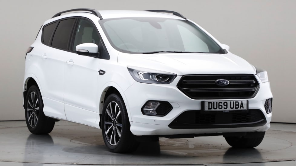 2019 Used Ford Kuga 2L ST-Line EcoBlue TDCi