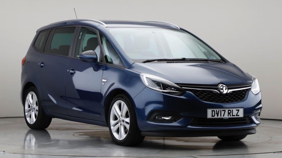 2017 Used Vauxhall Zafira Tourer 1.4L SRi i Turbo
