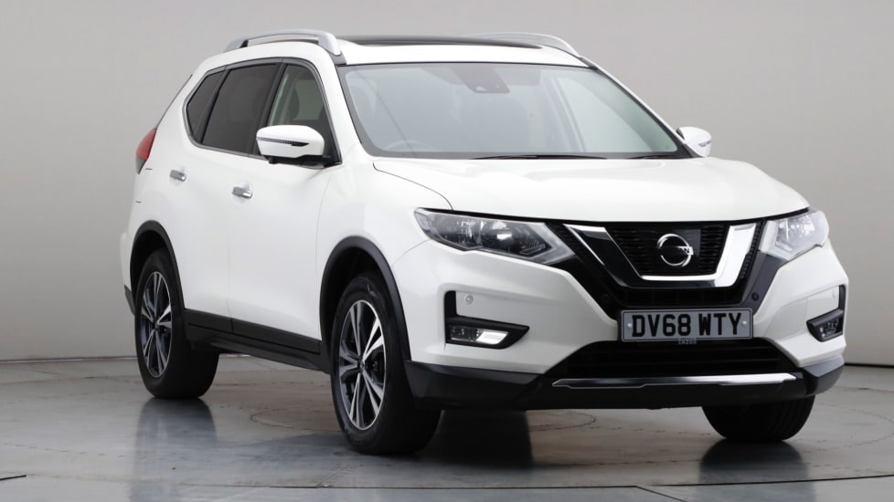 2018 Used Nissan X-Trail 2L N-Connecta dCi