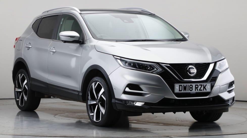 2018 Used Nissan Qashqai 1.6L Tekna dCi
