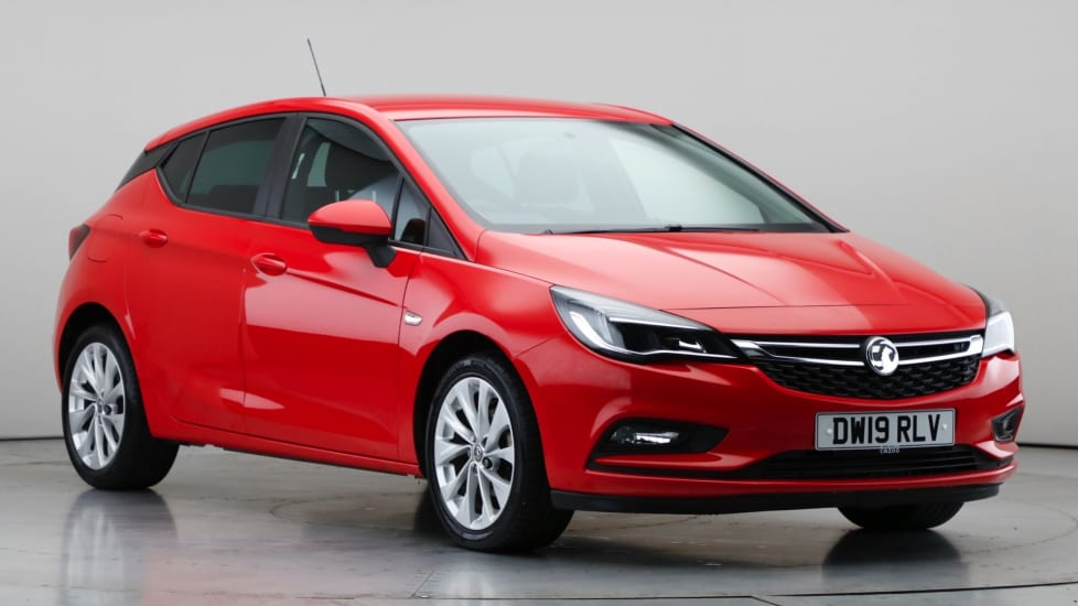 2019 Used Vauxhall Astra 1L Design ecoTEC i Turbo